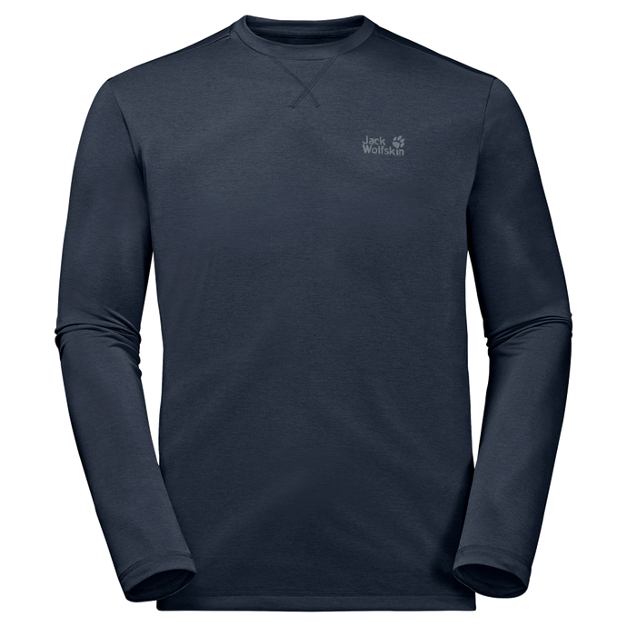 JACK WOLFSKIN H-CROSSTRAIL T-SHIRT ML
