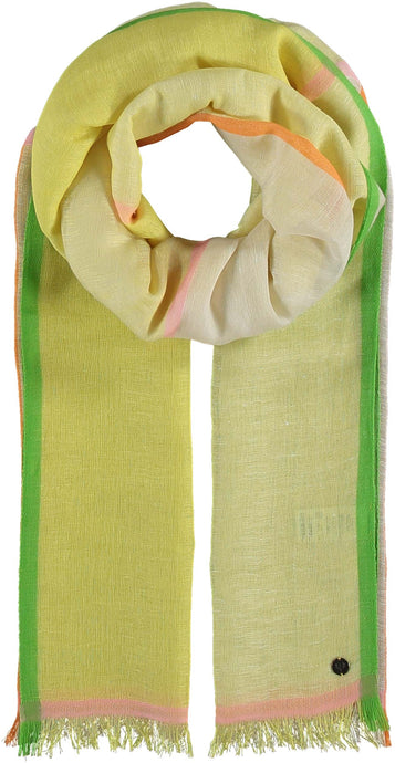 FRAAS-F-FOULARD BRIGHT BLOCKS