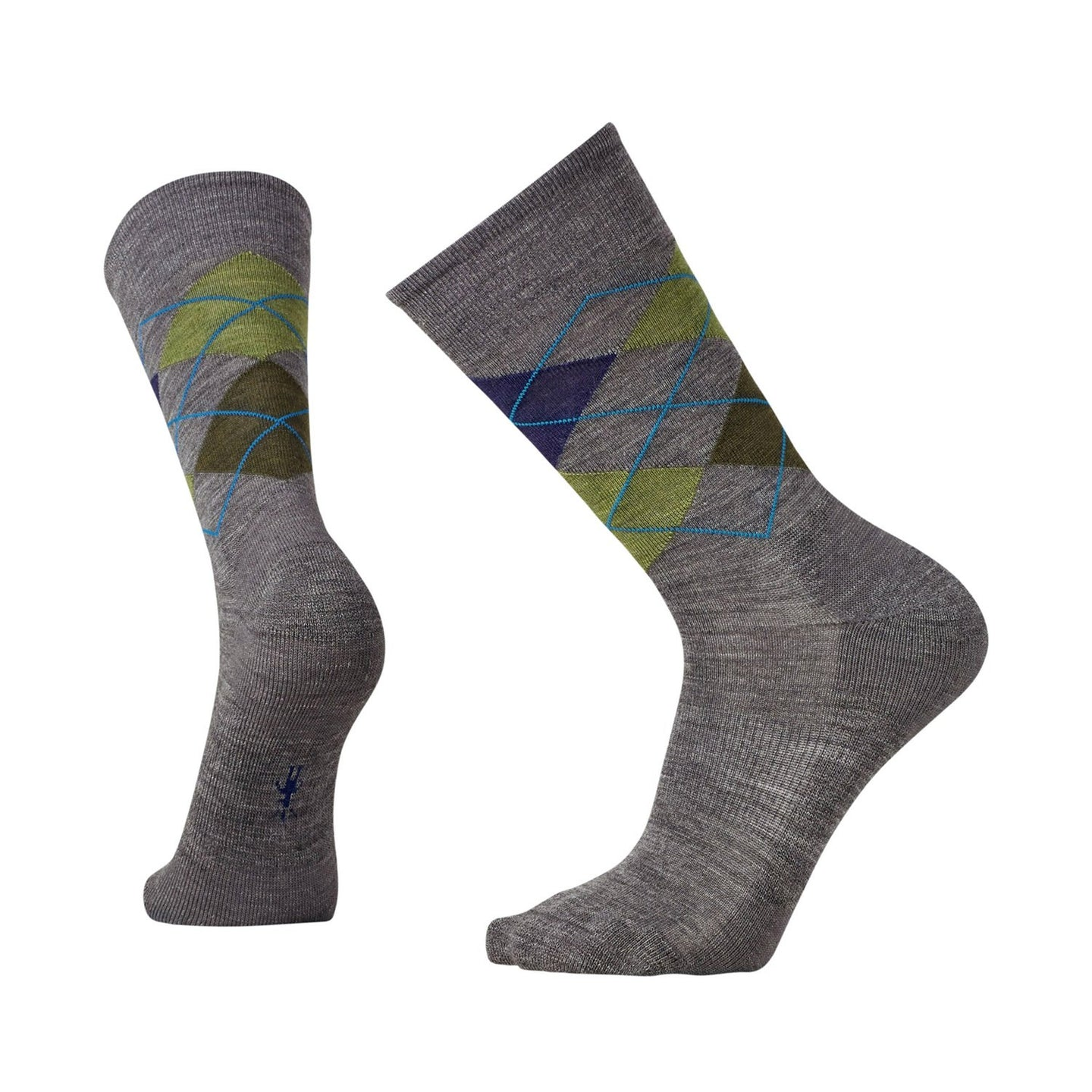 SMARTWOOL - H - CHAUSSETTE DIAMOND JIM DEEP