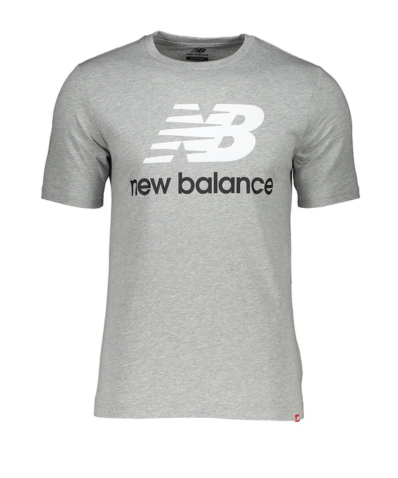 NEW BALANCE-H- T-SHIRT ESSENTIALS AVEC LOGO