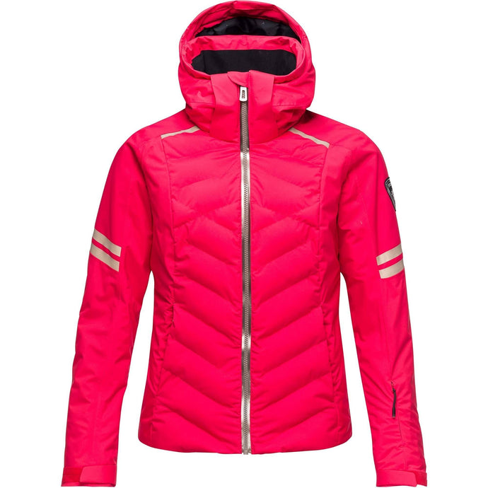 Rossignol - Women's Curved Jacket | Pink Wood