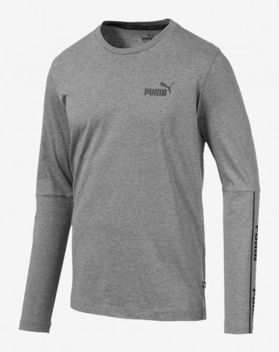 PUMA-H-T-SHIRT AMPLIFIED MANCHES LONGUES