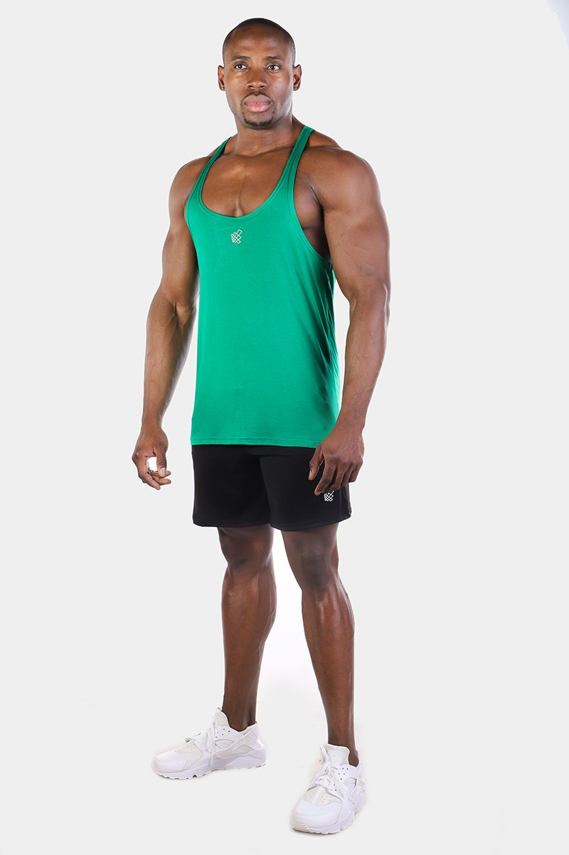 JED NORTH CLASSIC STRINGER - GREEN