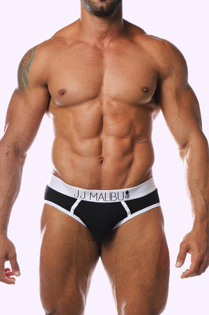 J.J. Malibu JJ HIP BRIEFS - MIDNIGHT