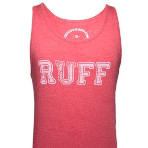 RUFF RIDERS RUFF HEATHER TANK