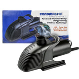 PondMaster - HY Drive Pumps with Rotating Connector