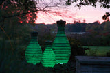 Atlantic Color Changing Vase Fountain