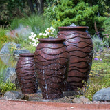 Aquascape - Scalloped URN - Small, Medium and Large