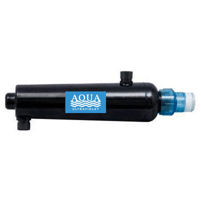 "Aqua Ultraviolet - Advantage 2000 and 2000+, 3/4"" barbs, 8 and 15 watt UV"