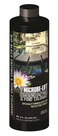 Microbe-Lift Bio-Black Enzymes & Pond Colorant