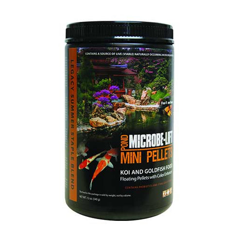 Microbe-Lift Legacy Mini Pellet Fish Food