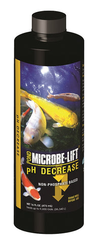 Microbe-Lift pH Regulator (Increase and Decrease)
