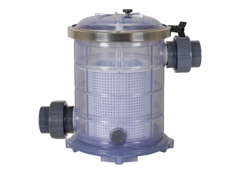 Sequence PurFlo Basket Strainer