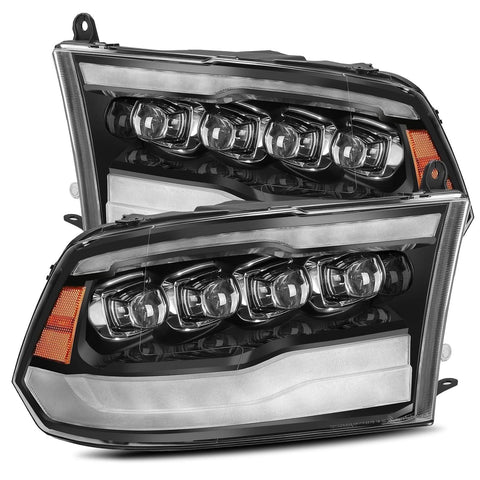 ALPHAREX NOVA SERIES HEADLIGHTS - 09-18 RAM 1500 & 10-18 RAM 2500/3500 - Leduc Hitch
