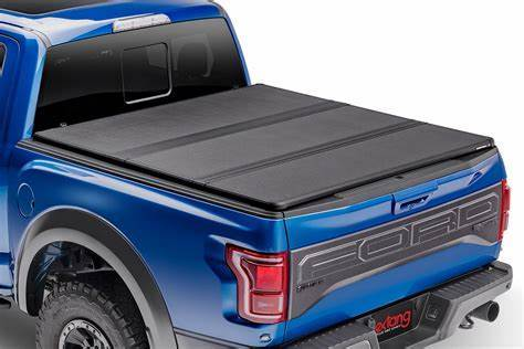 Extang Solid Fold 2.0 83702 Trifold Tonneau Cover - 2021+ F150 5.7' Bed