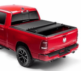 Extang Xceed 85461 Trifold Tonneau Cover - 07-20 Tundra 5.5' Bed w/ Rail System - Leduc Hitch