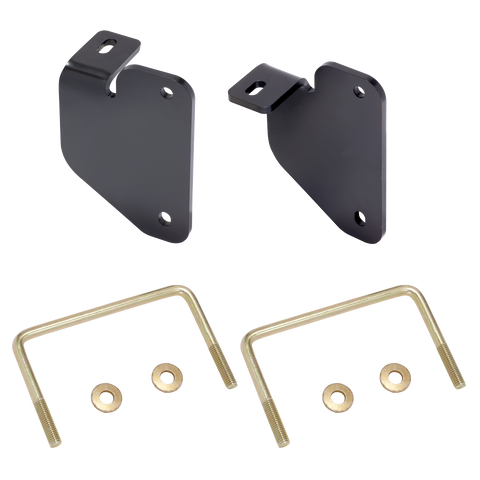 Reese 58520 Custom 5th Wheel Install Brackets. - 13-20 Ram 3500