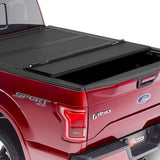 BAKFlip MX4 448203RB Hard Folding Tonneau Cover - 12-18 RAM 1500 & 10-20 RAM 2500/3500 W/ RamBox 6'4