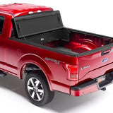 BAKFlip MX4 448407 Hard Folding Tonneau Cover - 05-15 Toyota Tacoma 6' Bed - Leduc Hitch