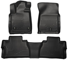 Husky Liners 99581 Weatherbeater Series - 14-20 Toyota Tundra CrewMax