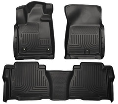 Husky Liners 99591 Weatherbeater Series - 12-13 Toyota Tundra Double Cab & CrewMax