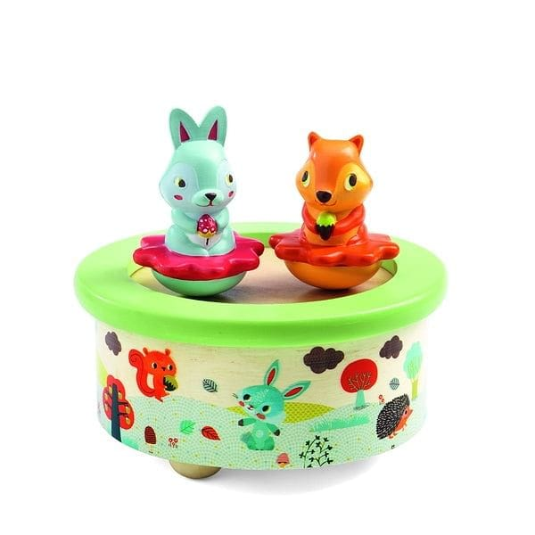 DJECO magnetiga muusikatoos Friends Melody - Fairy Kitten