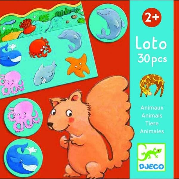 """DJECO Animal Lotto"" - Fairy Kitten"