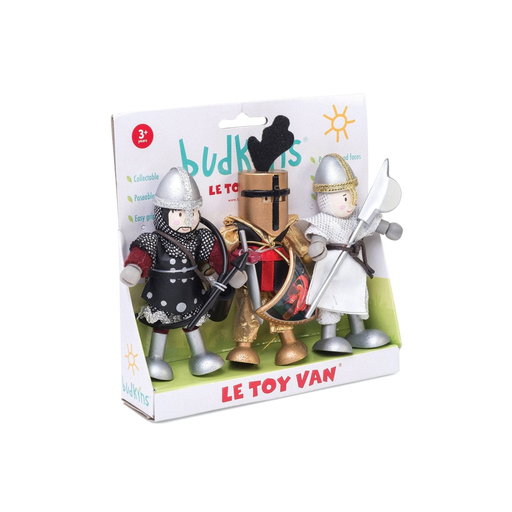 Le Toy Van BK917 Knights Gift Pack - Fairy Kitten