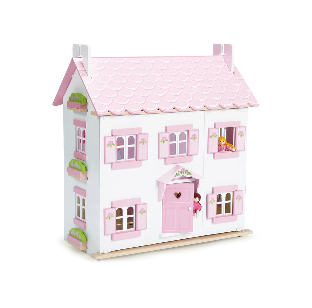 Le Toy Van H104 Sophie's Wooden Dolls House - Fairy Kitten