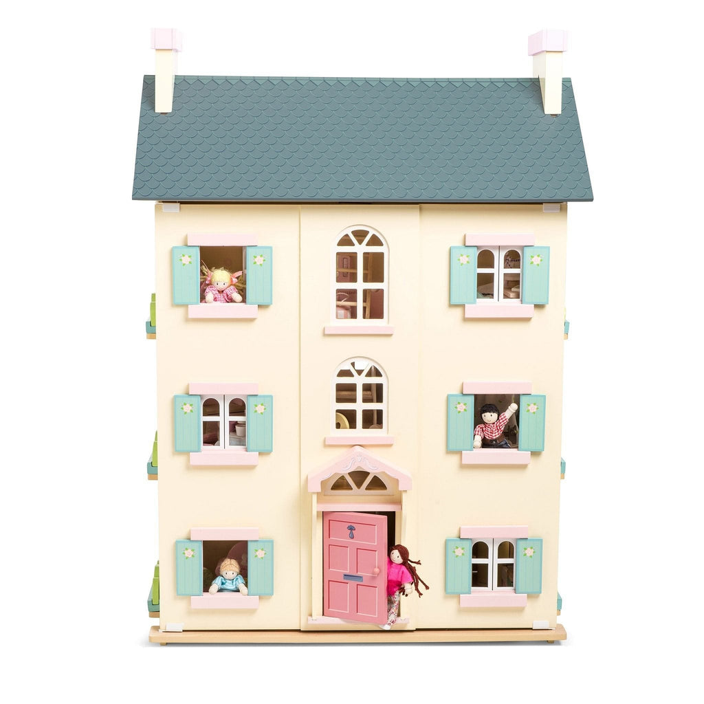 Le Toy Van H150 Cherry Tree Hall Doll House - Fairy Kitten