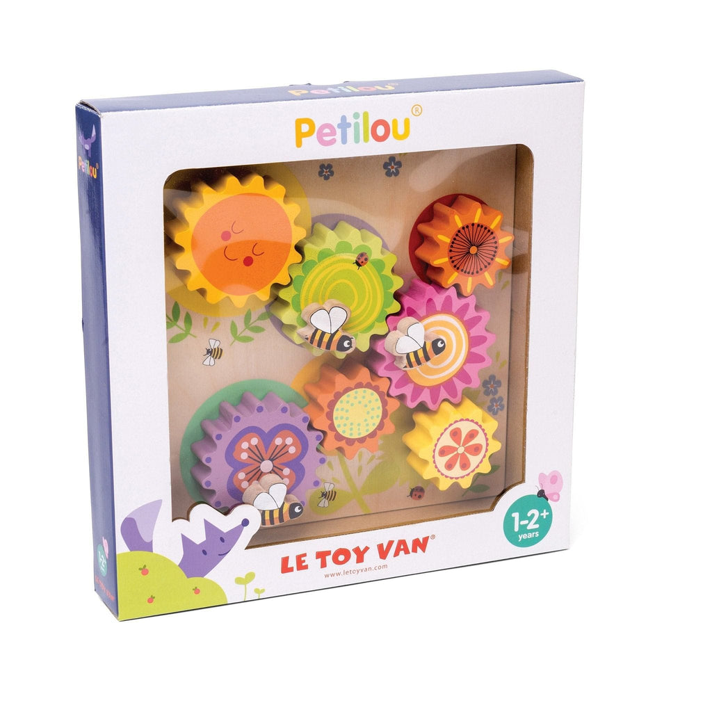 Le Toy Van PL095 Gears & Cogs 'Busy Bee Learning' - Fairy Kitten