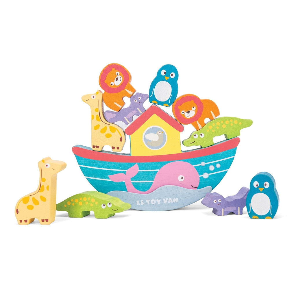 Le Toy Van TV214 Noah's Balancing Ark - Fairy Kitten