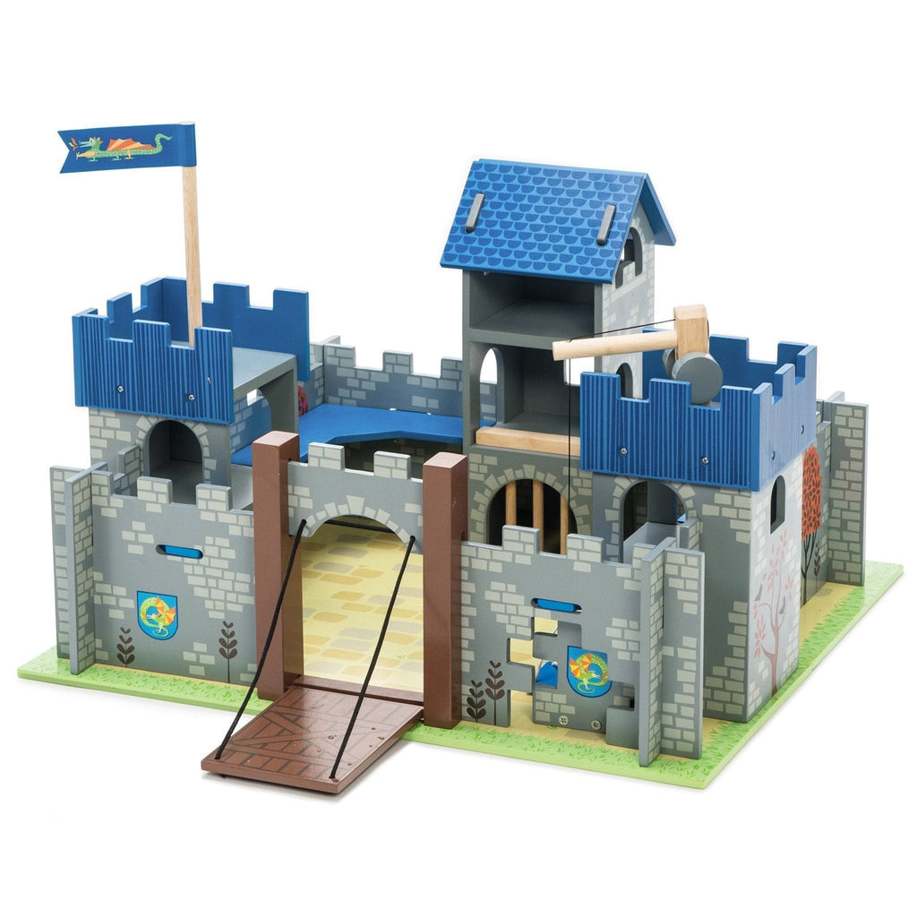 Le Toy Van TV235 Excalibur Castle - Fairy Kitten