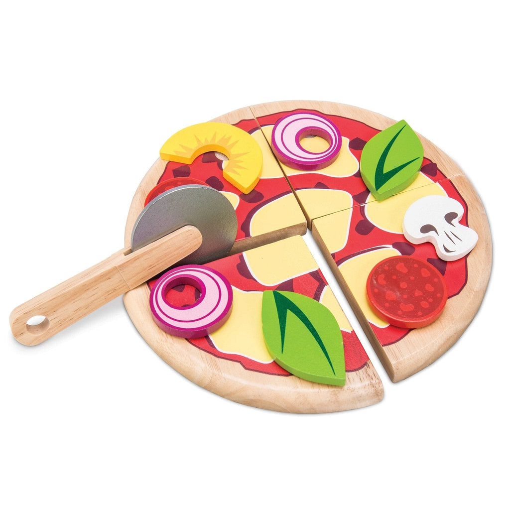 Le Toy Van TV279 Wooden Pizza - Fairy Kitten