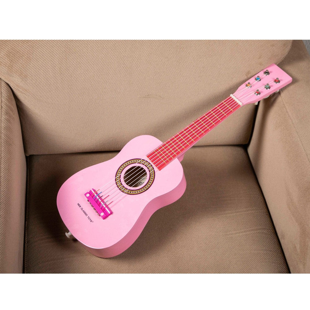 New Classic Toys 10345 Guitar - pink - Fairy Kitten