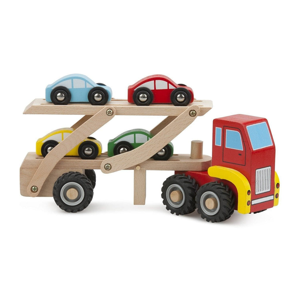 New Classic Toys 11960 Car transporter - Fairy Kitten
