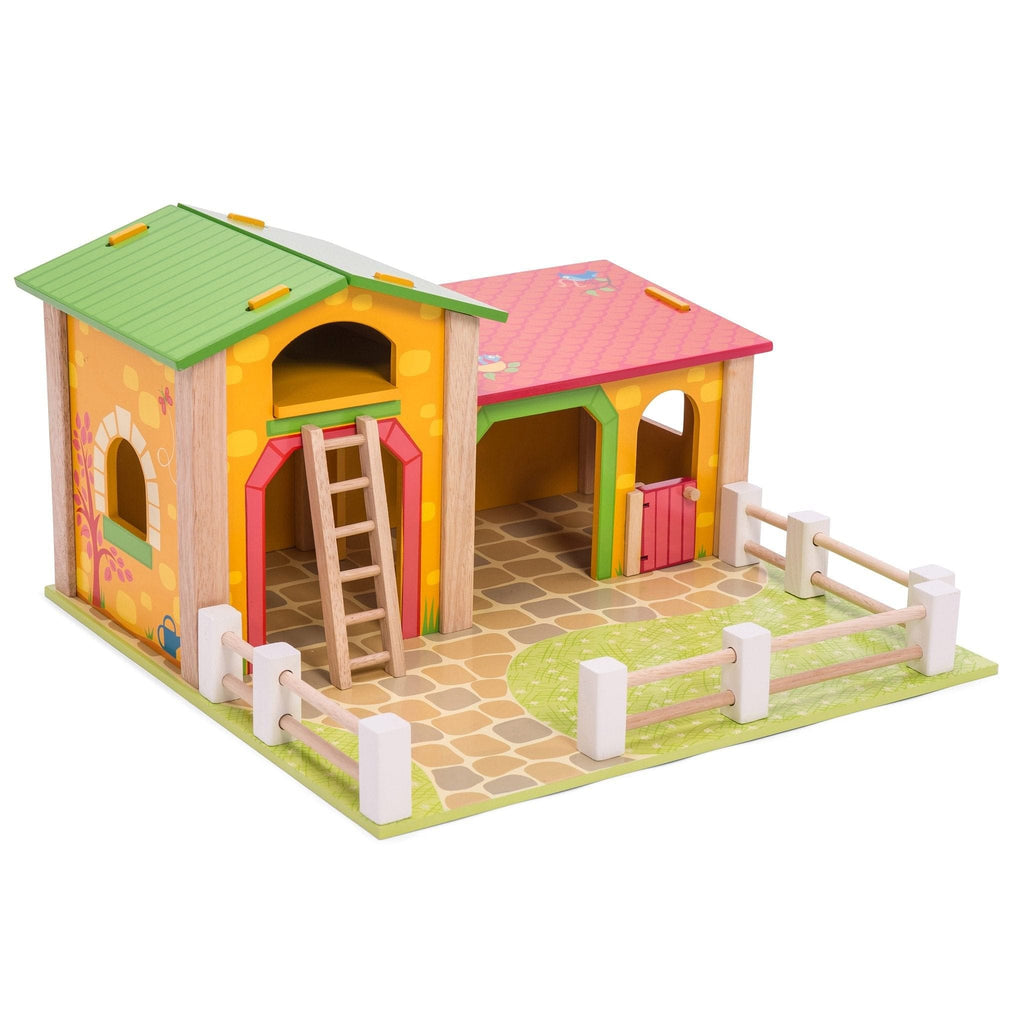 Le Toy Van TV411 Le Barnyard - Fairy Kitten