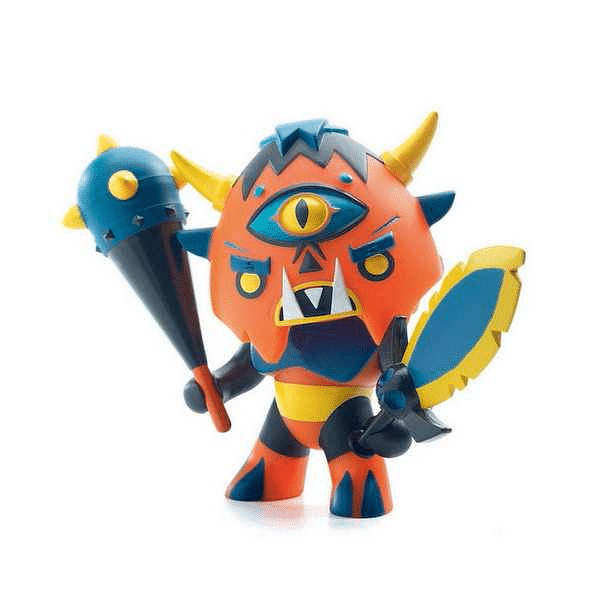 DJECO Cyclo Pirate Arty Toy - Fairy Kitten