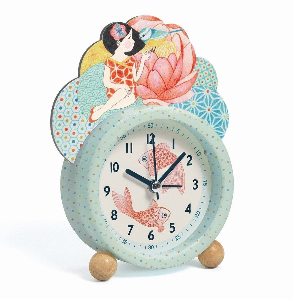 DJECO DD00401 Djeco Alarm Clock - Fish - Fairy Kitten