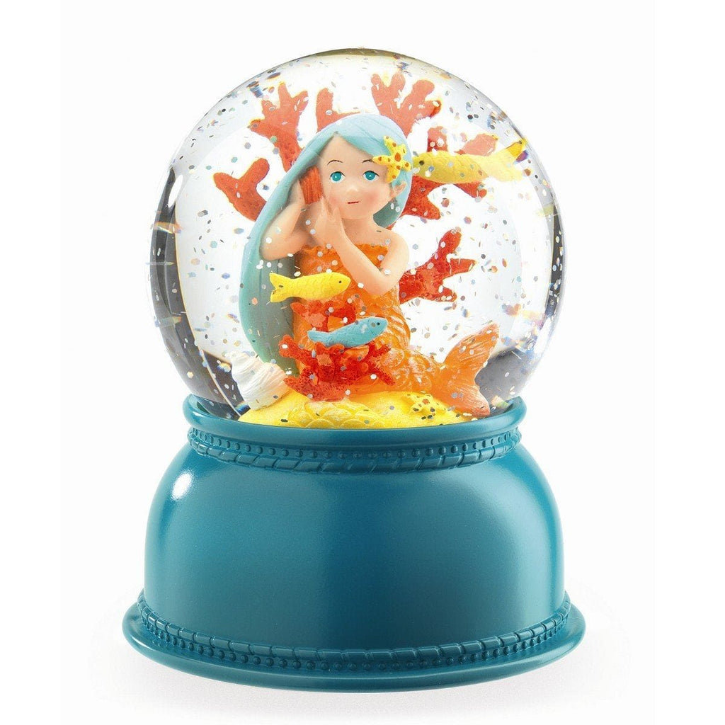 DJECO DD03409 Mermaid Globe Night Light, autor Djeco - Fairy Kitten