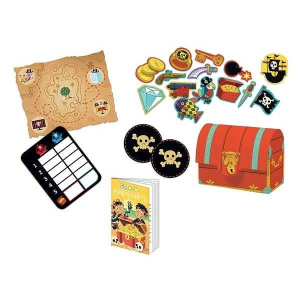 DJECO DJ02095 Djeco Pirate Party Games - Fairy Kitten