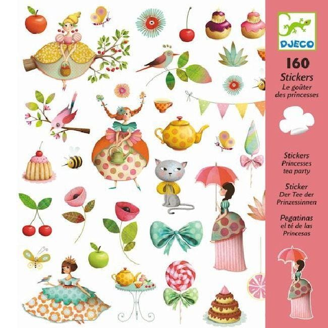 DJECO DJ08884 Princess Tea Party - Fairy Kitten