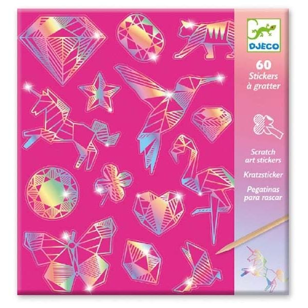 DJECO DJ09736 Diamond - Fairy Kitten