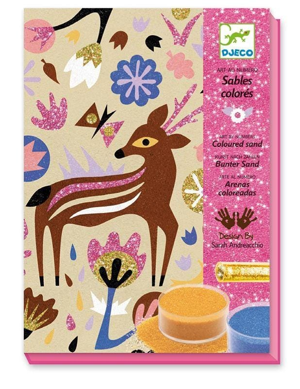DJECO DJ08662 Woodland Wonderland - Fairy Kitten