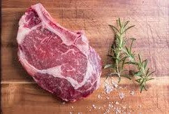 ** Featured 4 Pack ** Ribeye Steak - USDA Prime. Bone-in 4 - 14 ounce