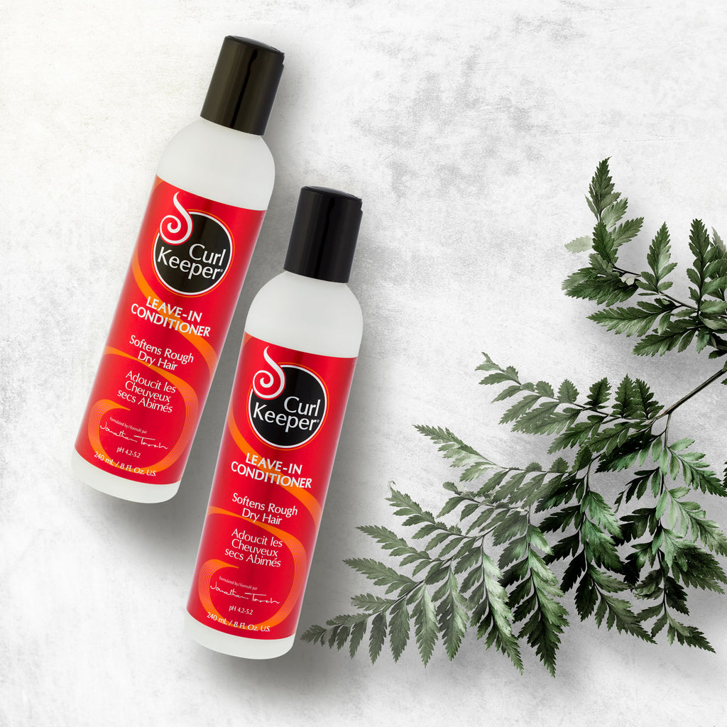 Curl Keeper Leave-In Conditioner (Travel Size)