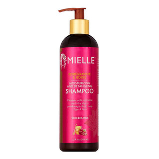 Pomegranate & Honey Moisturizing and Detangling Shampoo