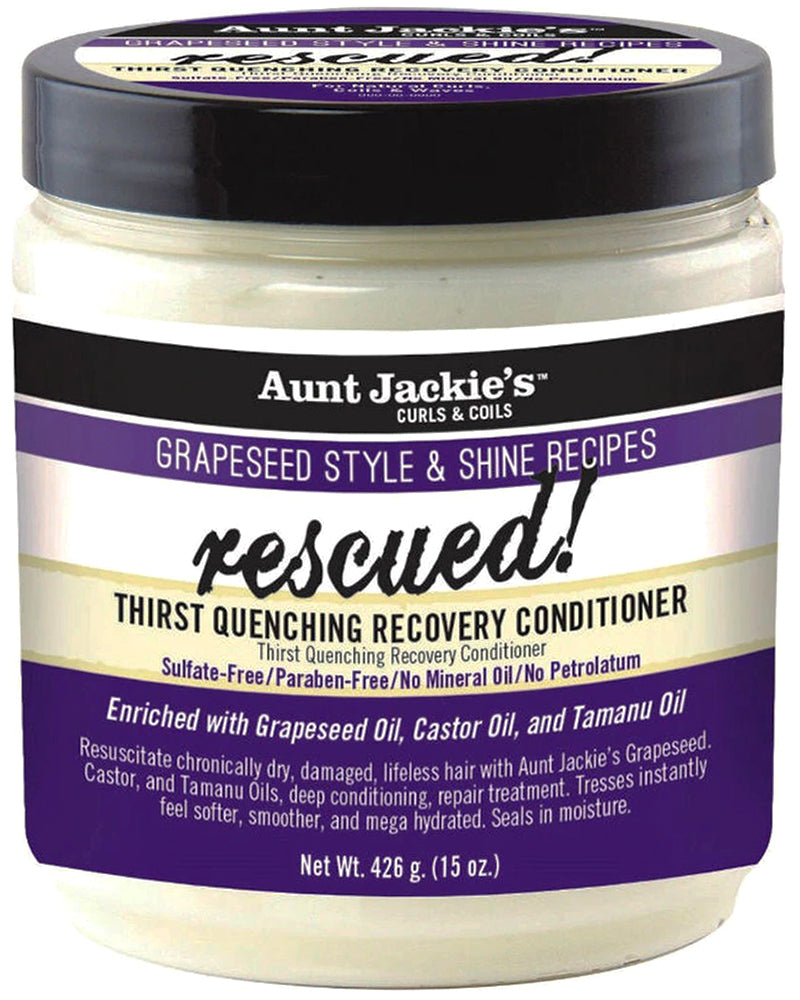 Rescued! Thirst-Quenching Recovery Conditioner