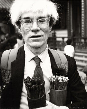 COLLABORATION HIGHLIGHT / HENZEL STUDIO HERITAGE: ANDY WARHOL