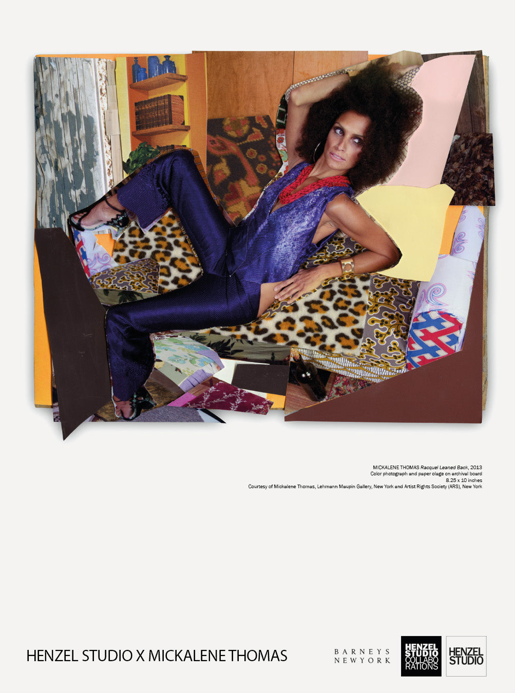 NAN GOLDIN AND MICKALENE THOMAS SELECTED AS THE YEAR'S MOST INFLUENTIAL ARTISTS